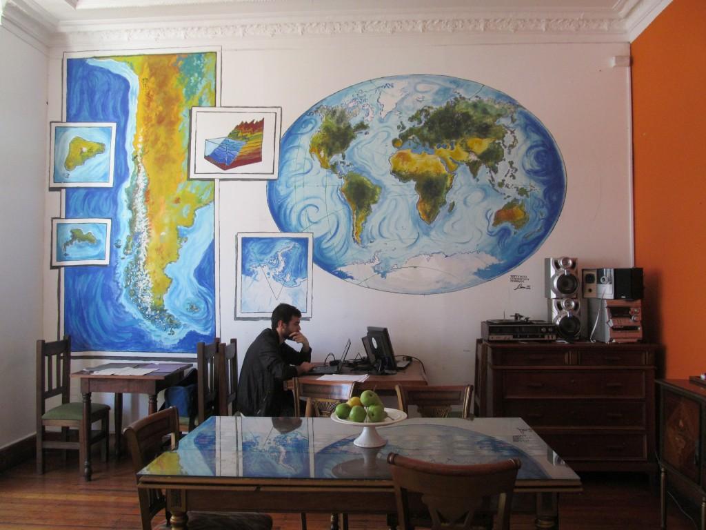 Viajeros de todo el mundo prefieren el proyecto ecológico de la familia Nómada.
