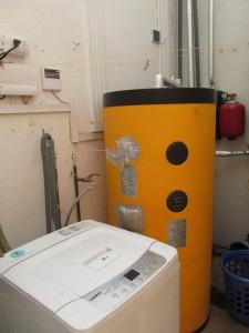 """""""En paralelo, el año pasado gané un fondo de Sercotec (FNDR), con el cual mejoramos el hostel e invertimos en iluminación Led y colectores solares para la calefacción del agua sanitaria""""."""