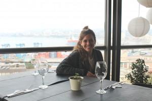 Naima Martos, diseñadora de interiores y emprendedora de Mirador Cultural Arrayán
