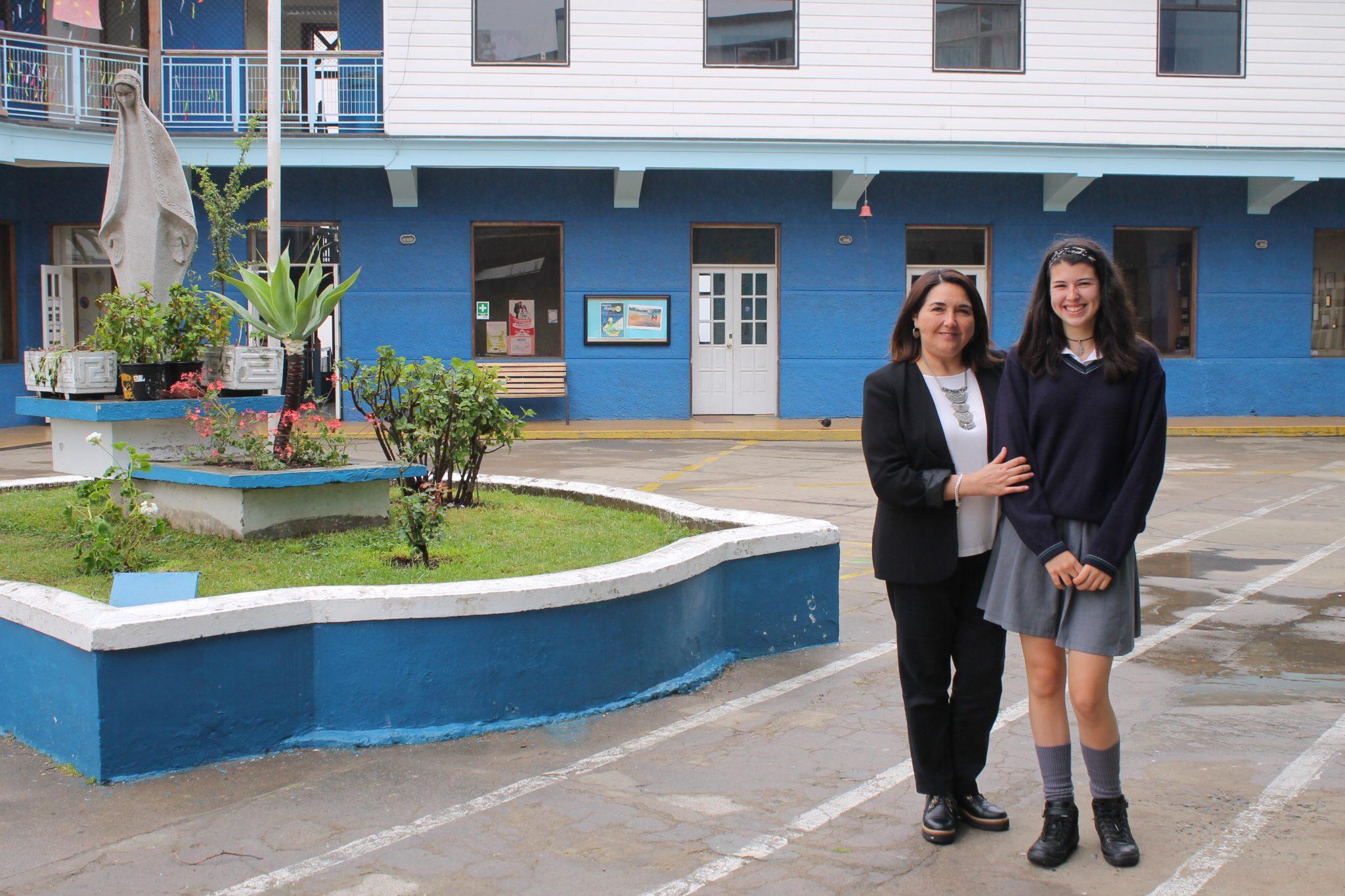 Estudiantes del colegio Compañía de María concretan su compromiso con la preservación del medio ambiente