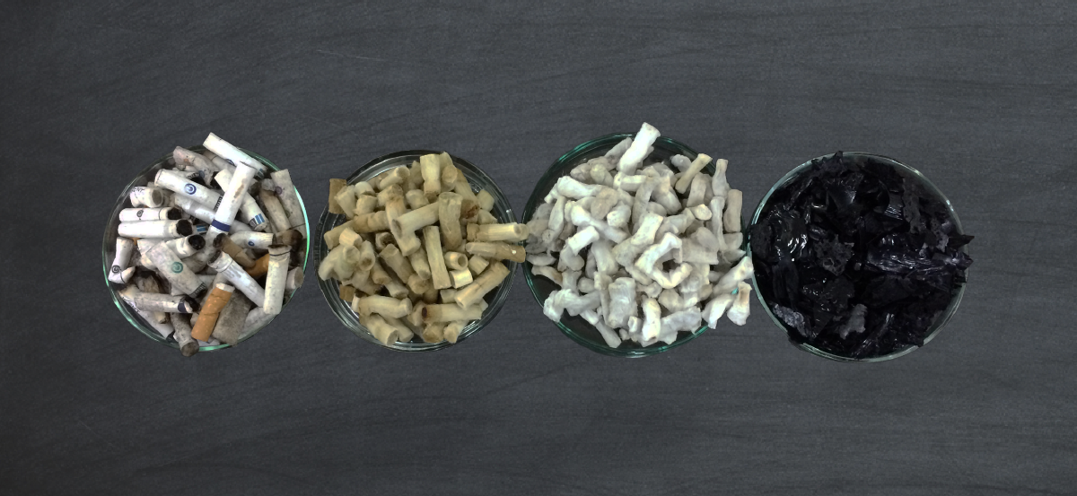 Valpo Interviene e IMEKO trabajarán juntos para recolectar y reciclar colillas de cigarros