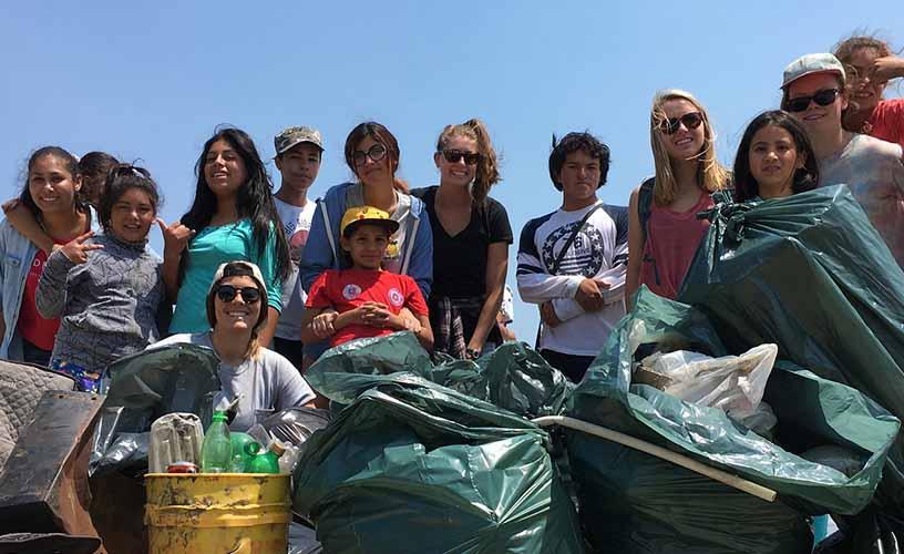 Valpo Surf Project: «Los chilenos no tenemos la cultura de cuidado del medio ambiente como otros países del mundo»