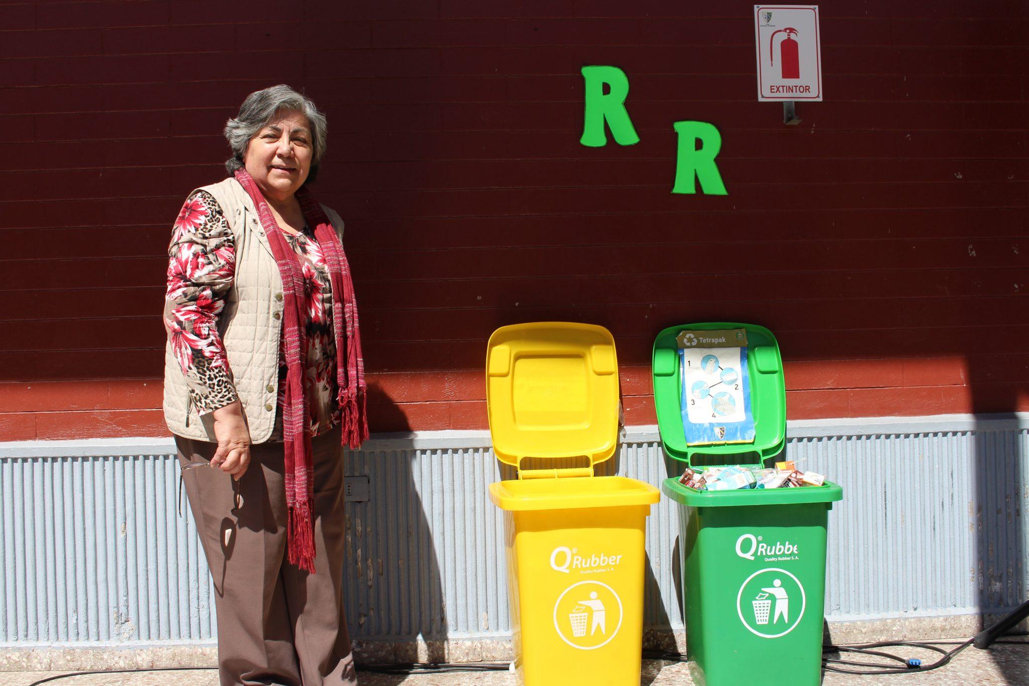 El cuidado del medio ambiente: uno de los pilares de la propuesta educativa del Liceo Juana Ross de Edwards