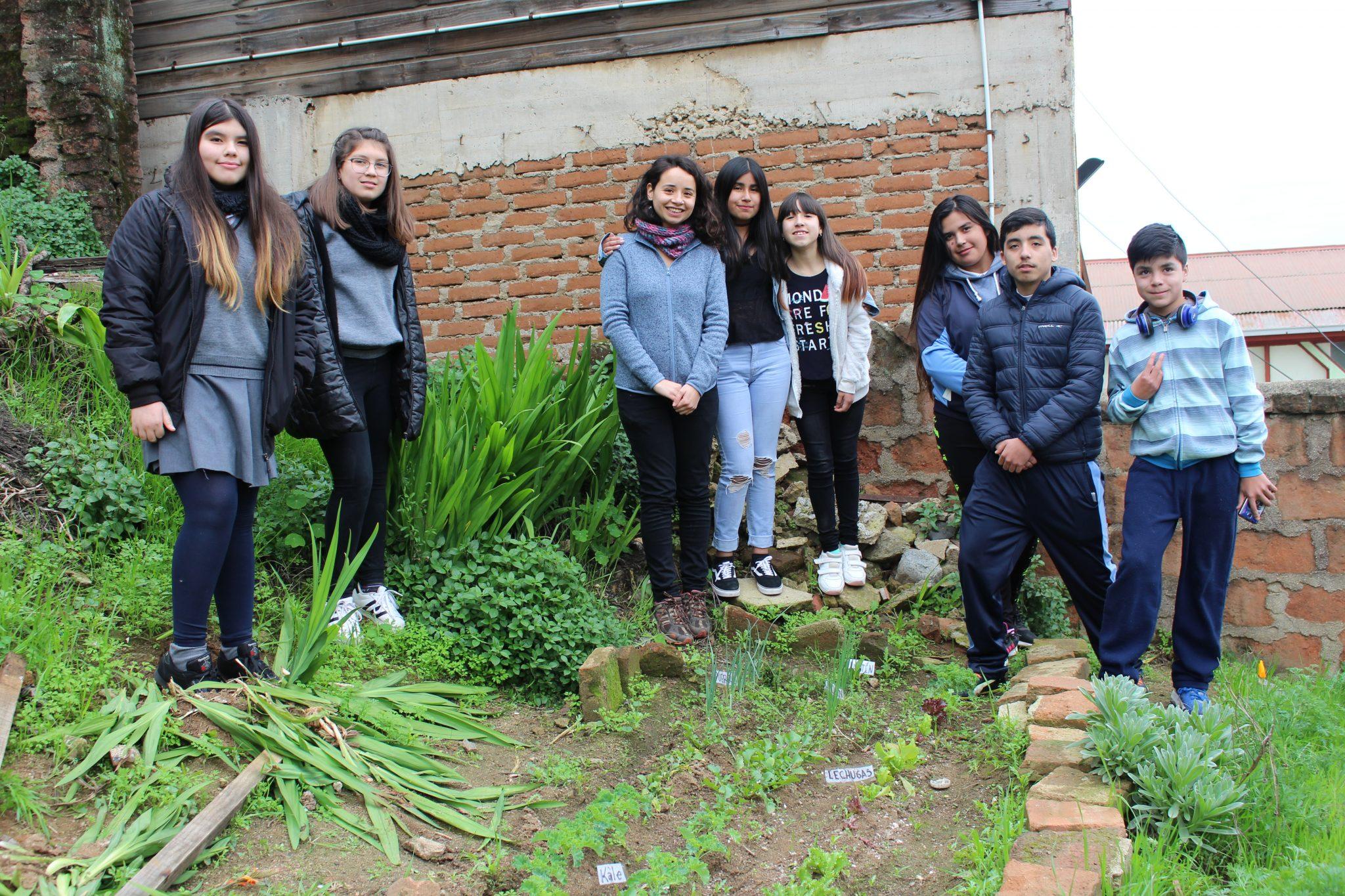 El reciclaje como una de las soluciones para enfrentar el problema de la basura: la convicción de los estudiantes del liceo Santa Teresa de Valparaíso